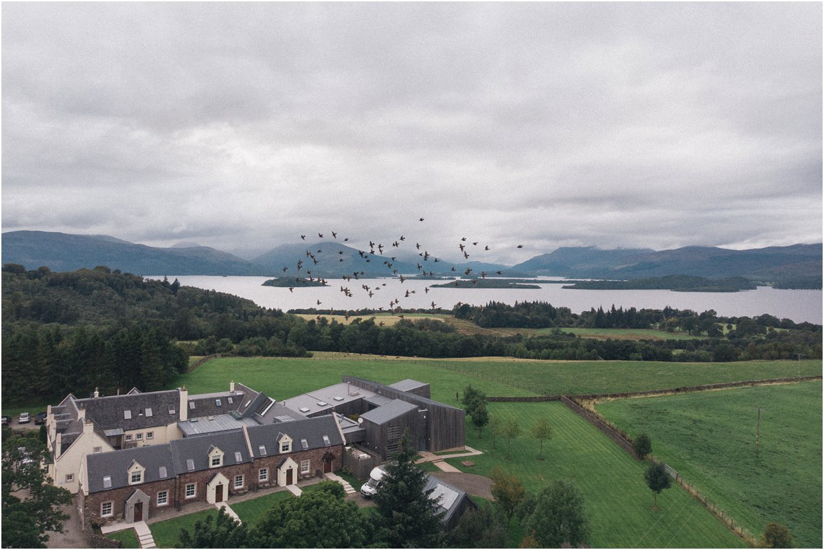 Zoe and Connor wedding at Ardoch House Scotland