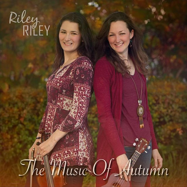 """New Single """"The Music Of Autumn"""" is now available on @itunes! #newmusic #woot #newsingle #sisters #rileyriley"""