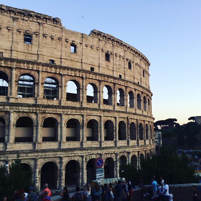 When in Rome... #travels #colosseum #basilicas #murals #history #paul #peter #somanypictures