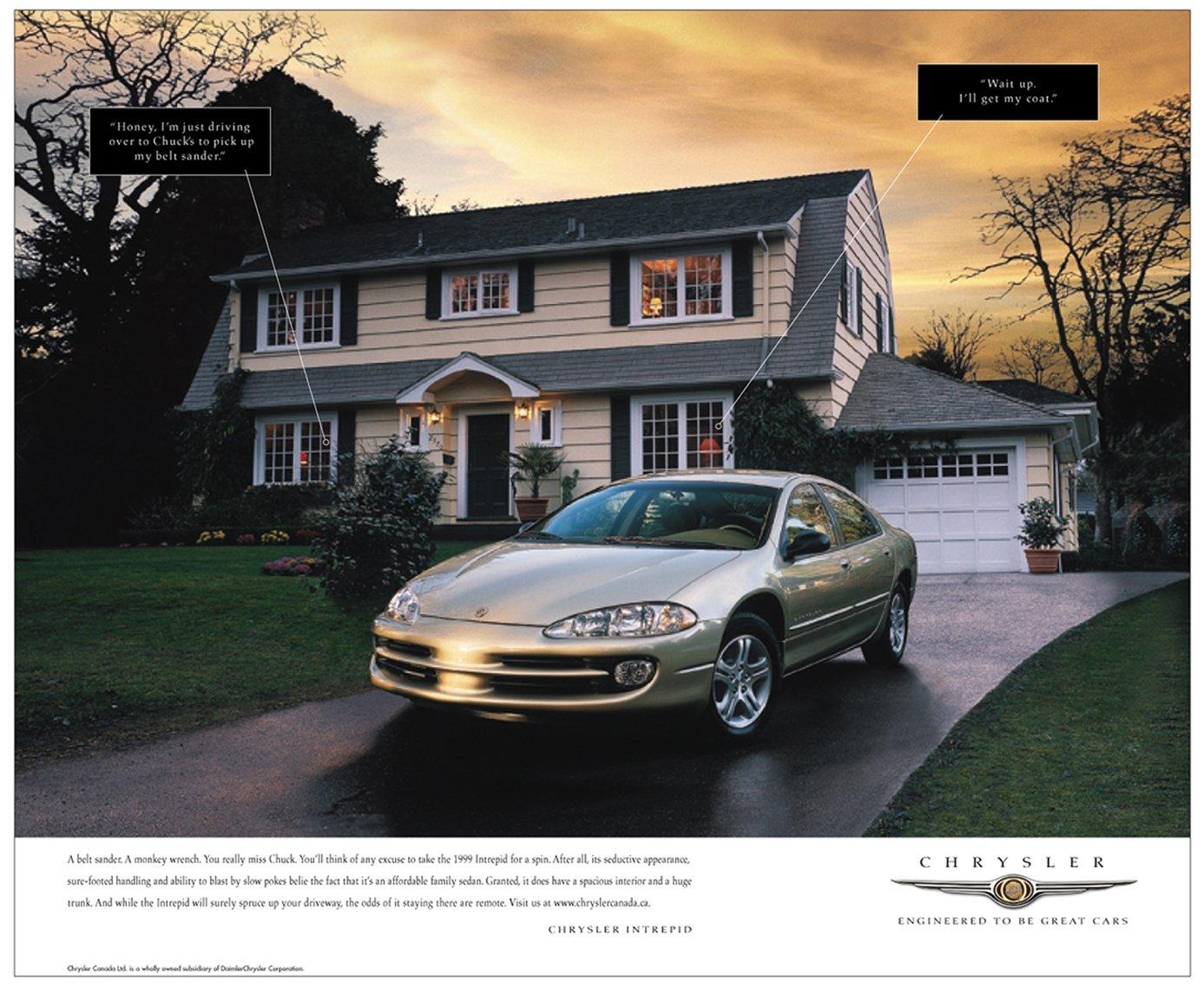 """Chrysler - """"Belt Sander"""""""