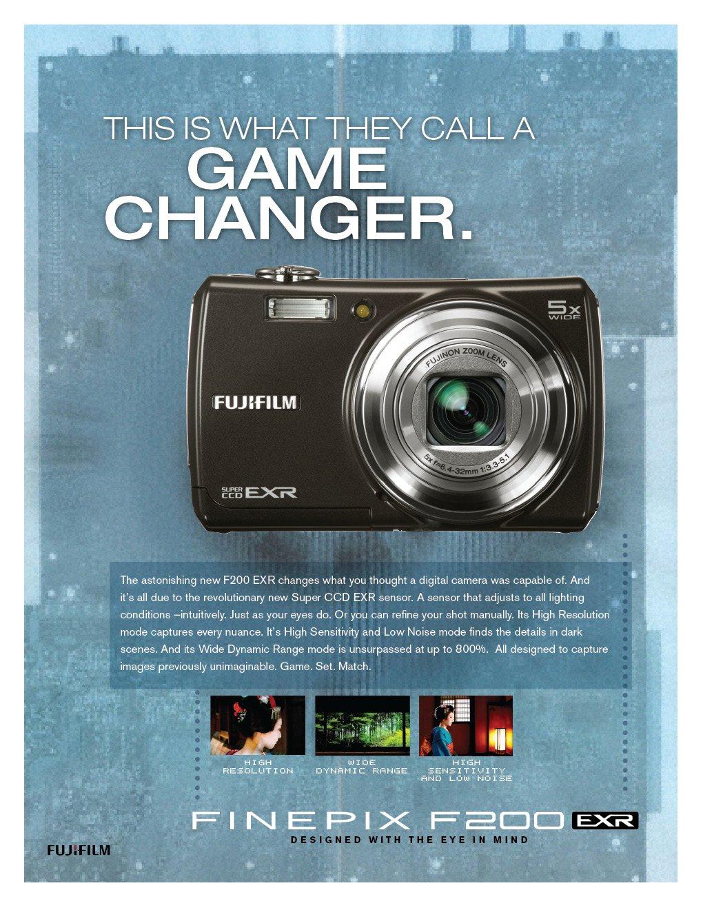 """Fuji - """"Game Changer"""""""