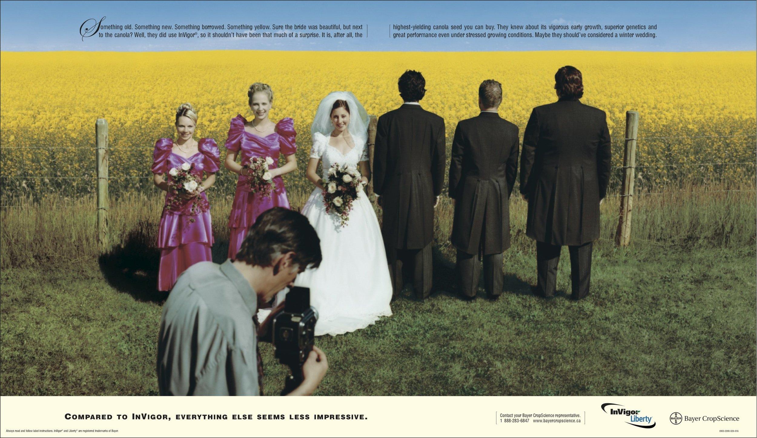 "Bayer CropScience (InVigor) - ""Wedding"""
