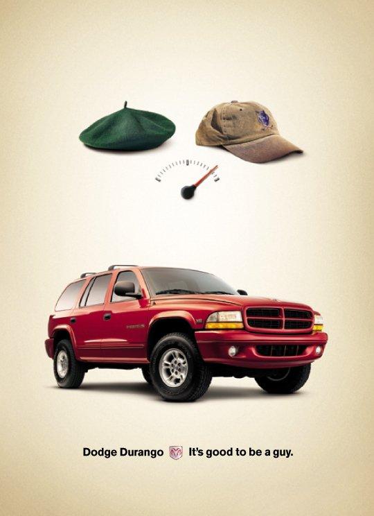 "Dodge Durango Poster - ""Hats"""