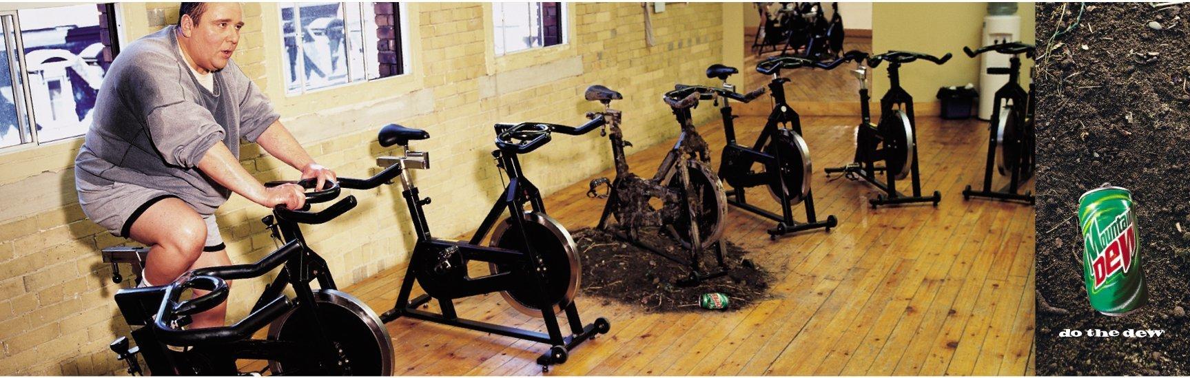 "Mountain Dew Interior Transit - ""Dirt Bike"""