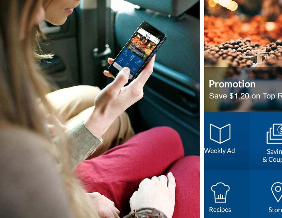 Mobile App, Interactive