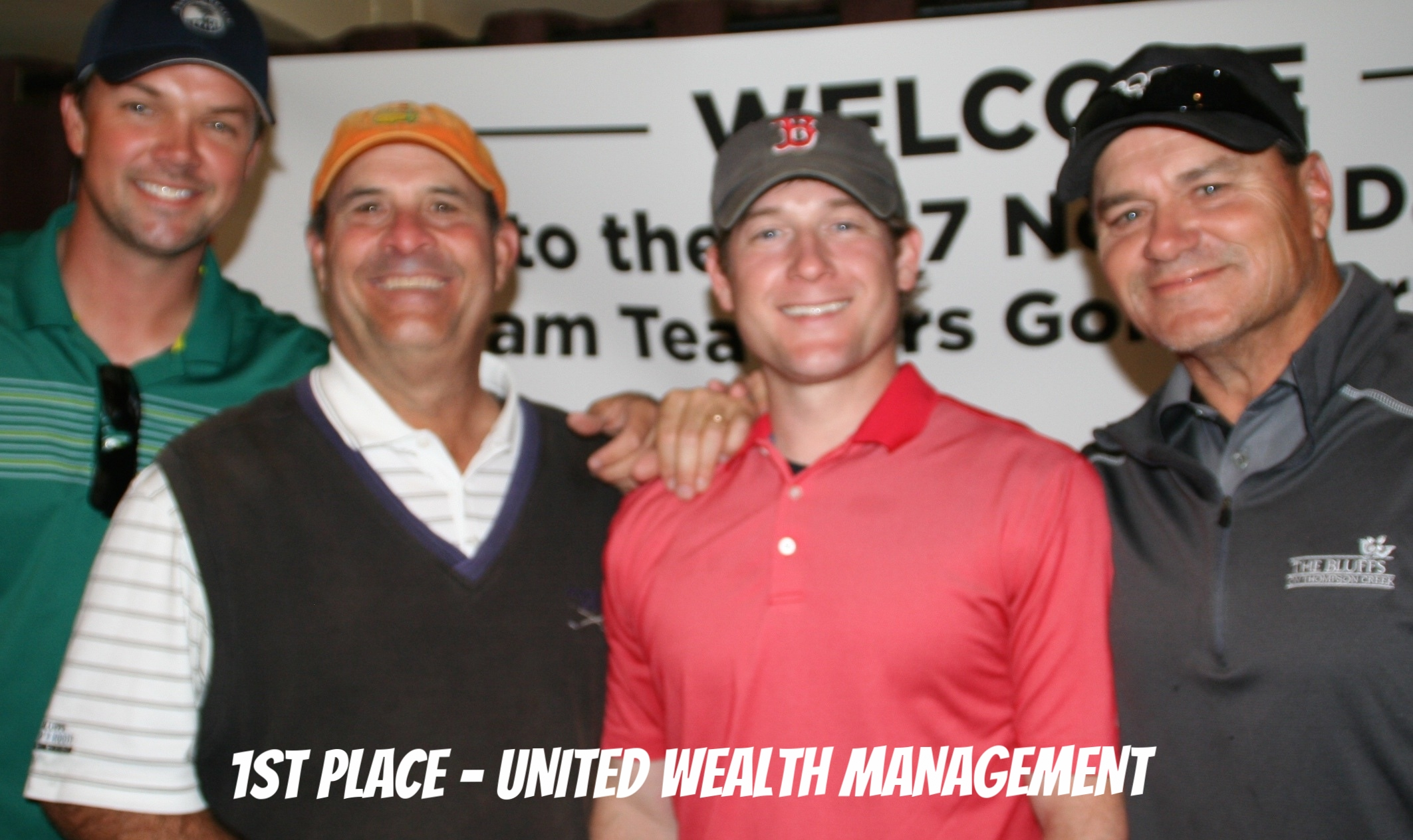 1st Place Team - United Wealth Management