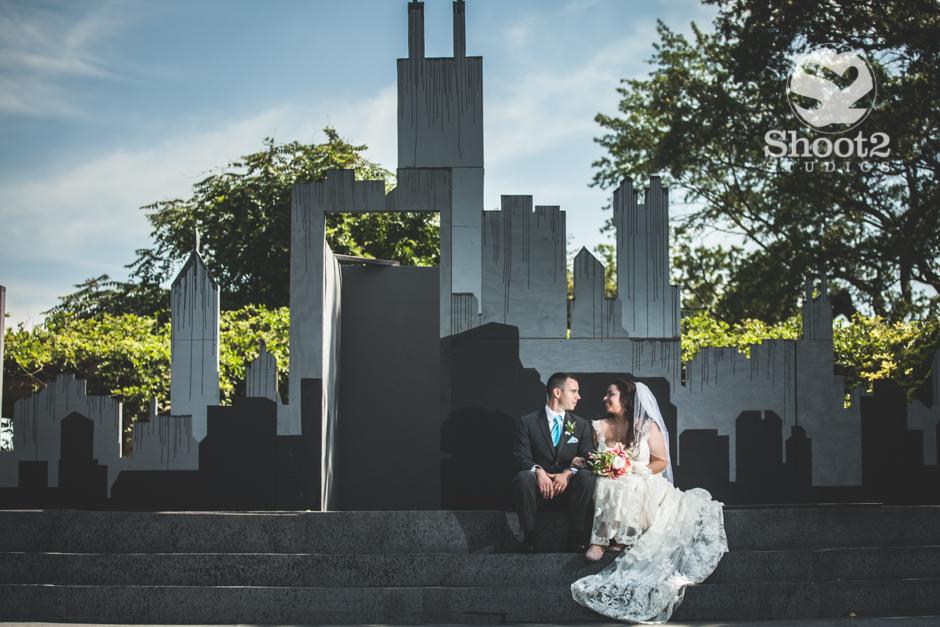 schiller park wedding