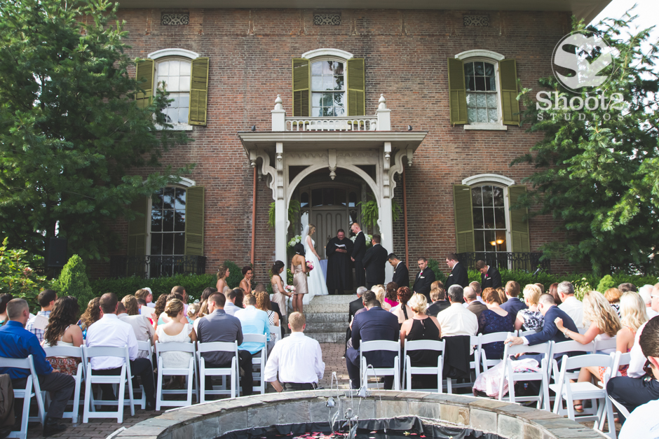 Taylor Mansion Wedding