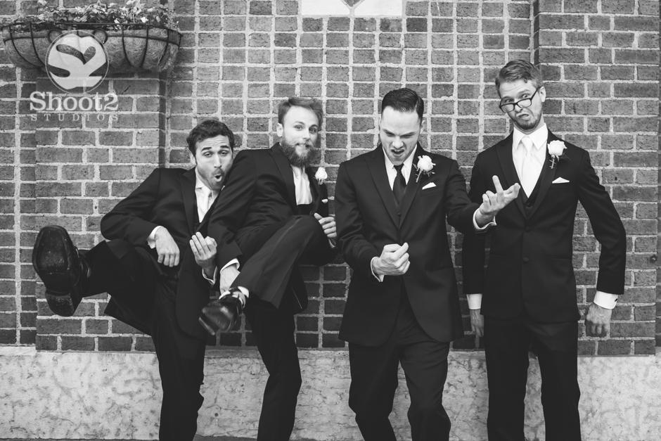 the vault wedding