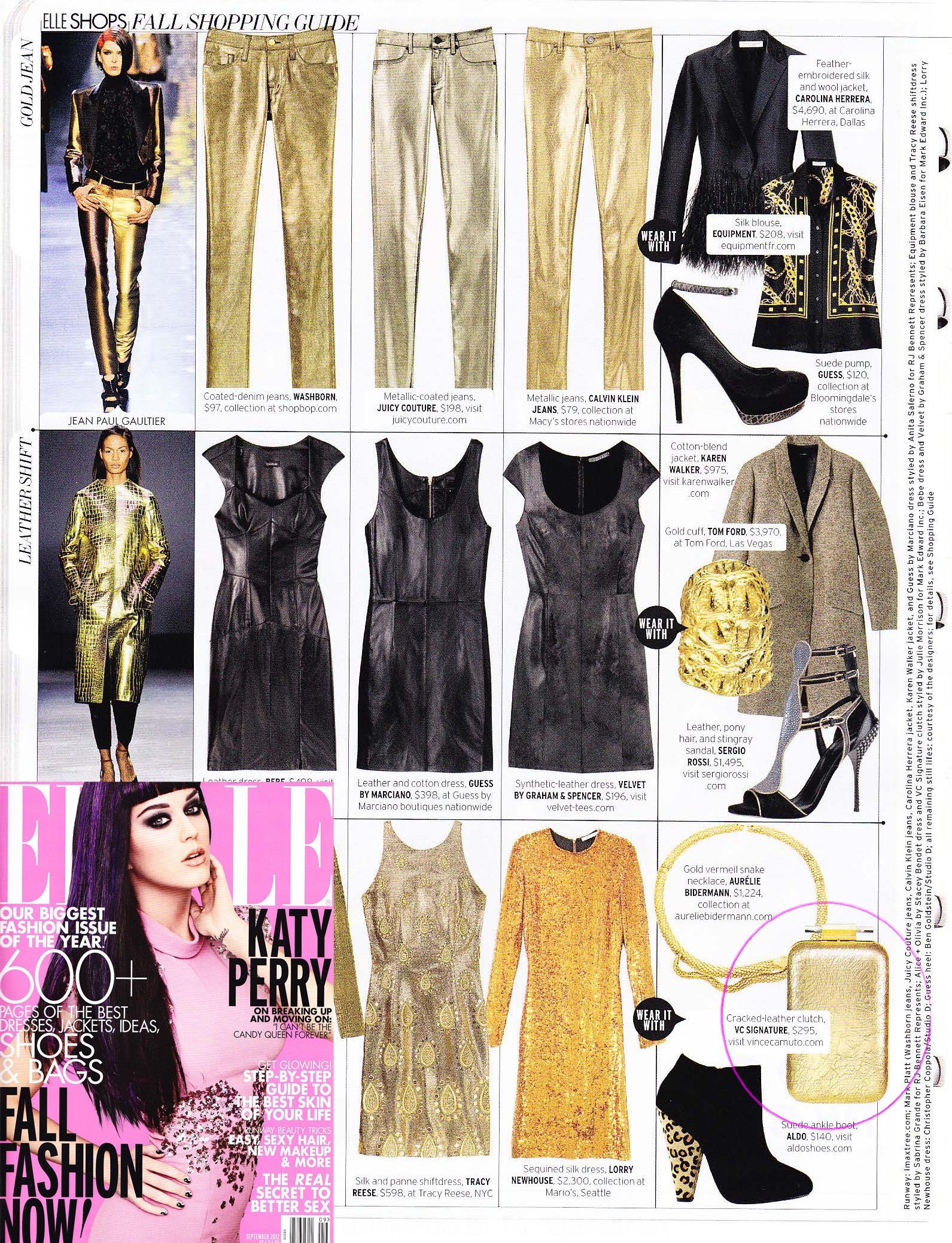 Elle - September 2012 - Runway to reality pg354.jpg