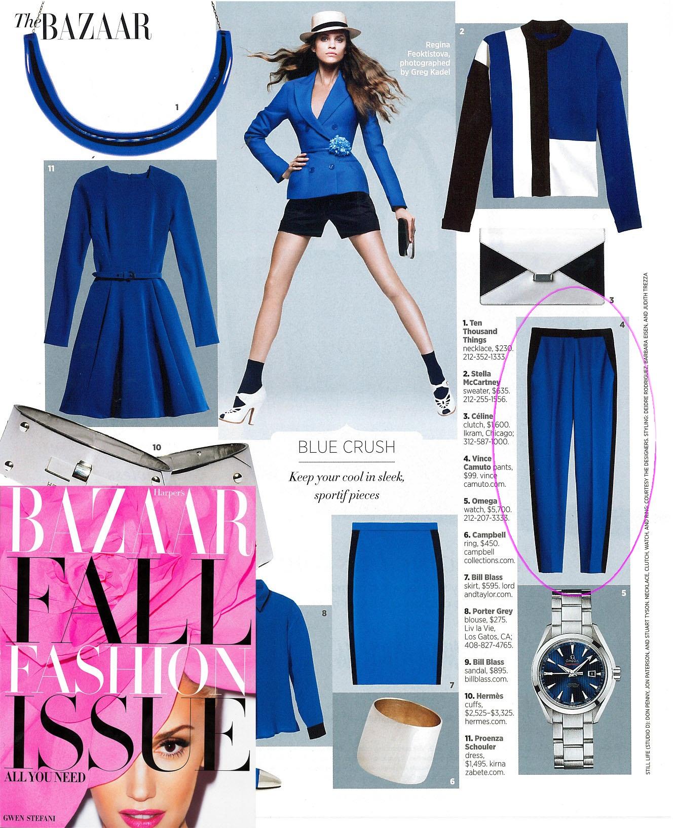 Harper's Bazaar - September 2012 - the bazaar - Copy.jpg