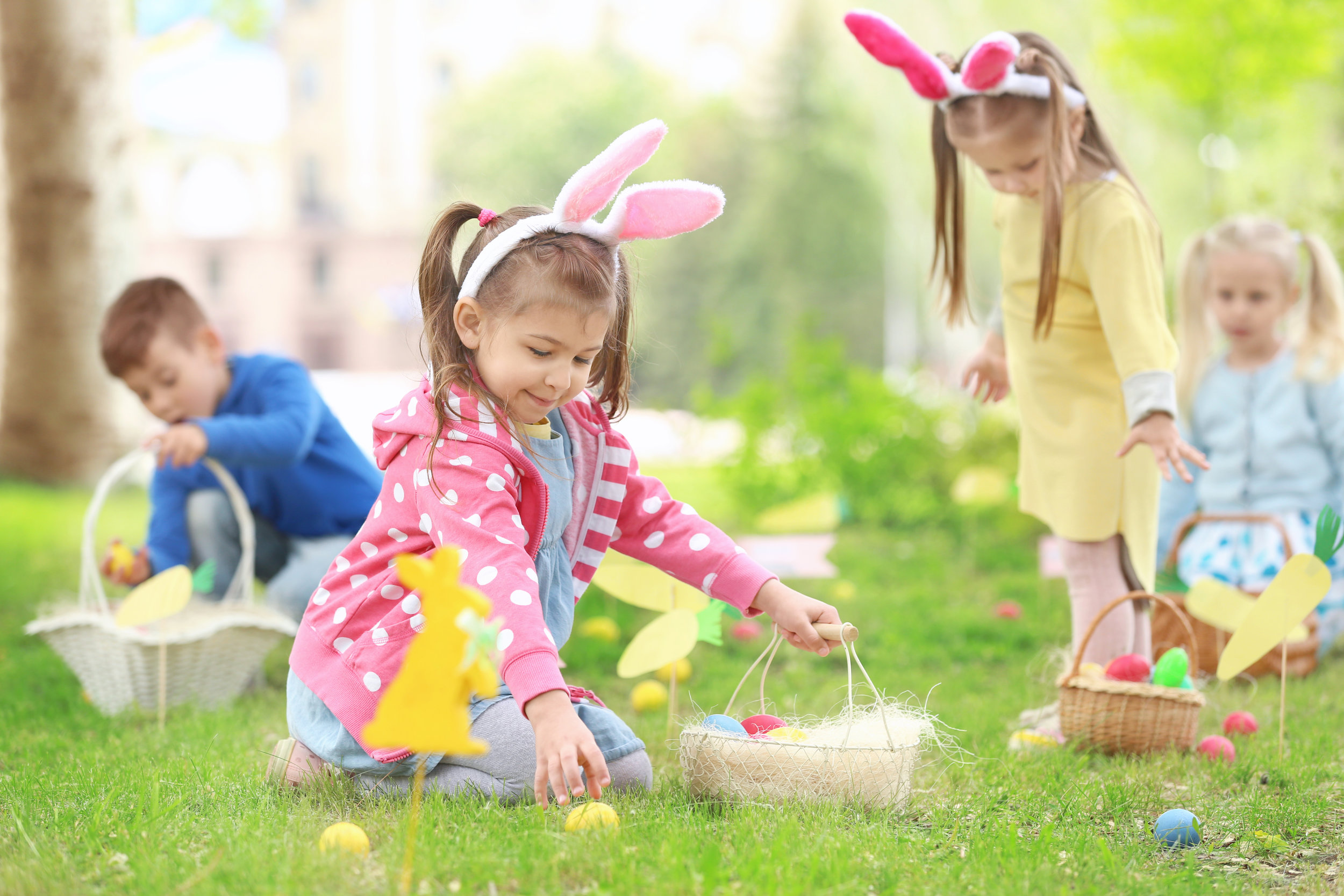 Bella Terra Easter Egg Hunt