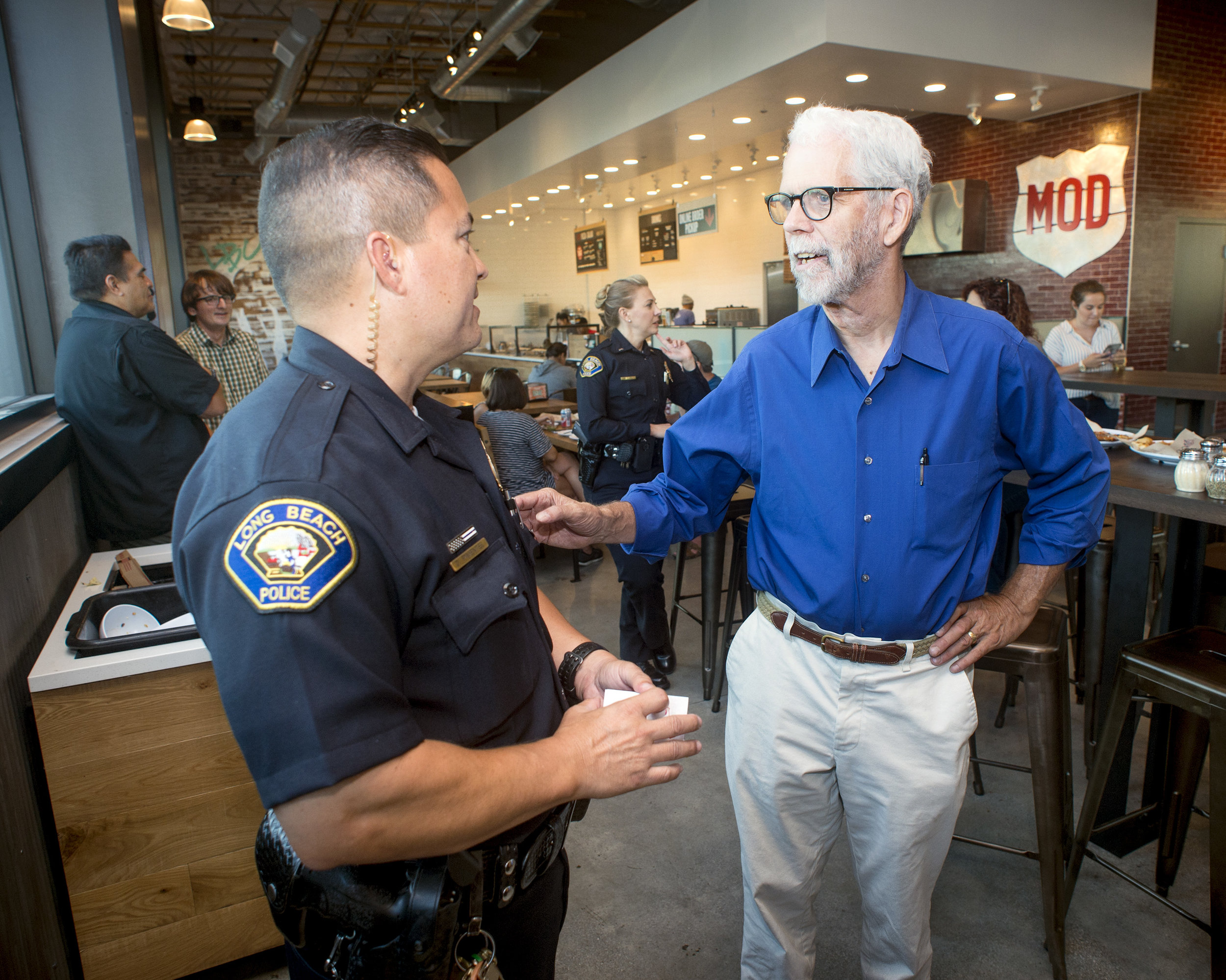 MOD Pizza with a Cop.jpg