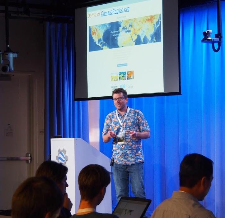 justin huntington google earth engine summit 2016
