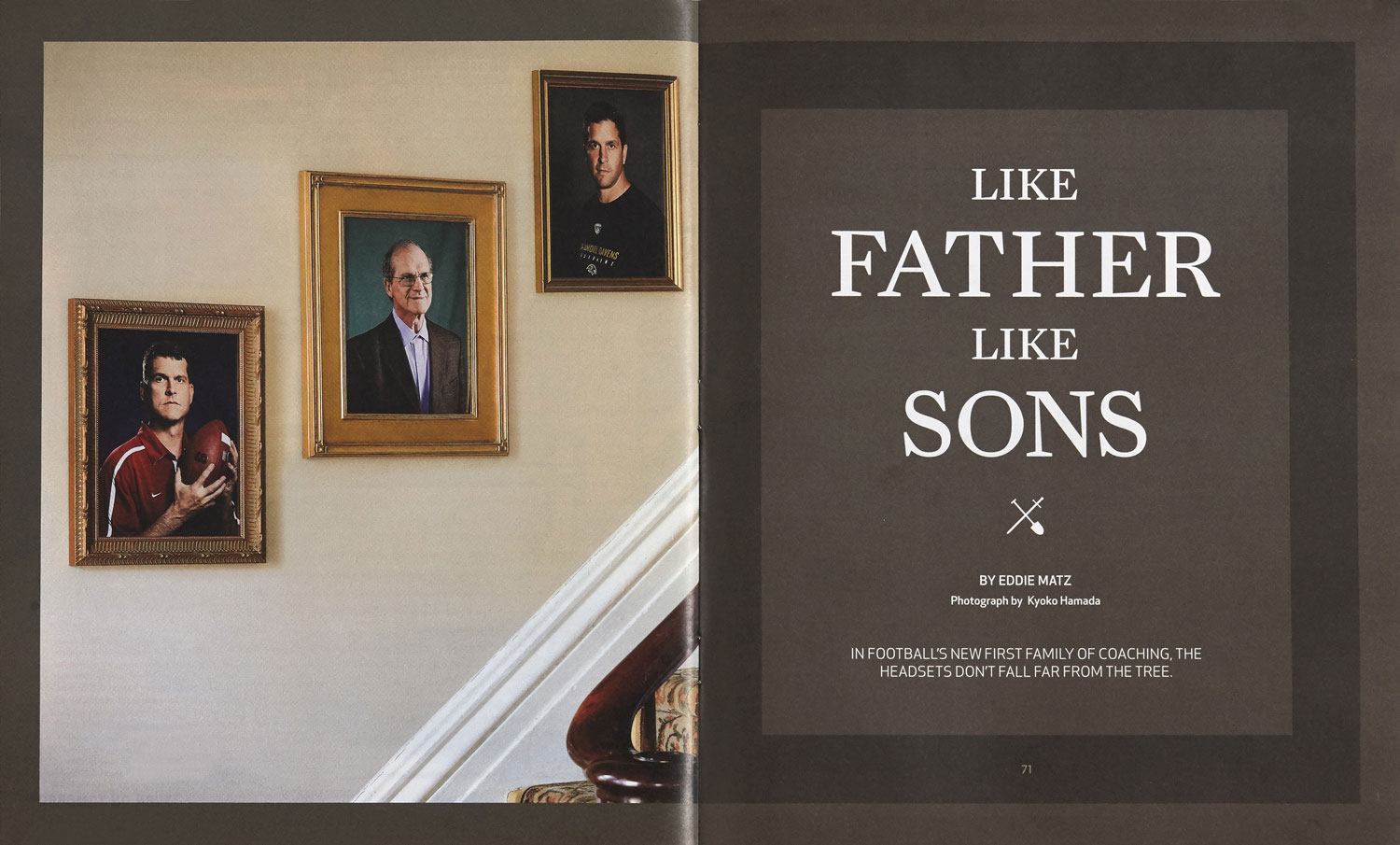 Father and Sons - ESPN