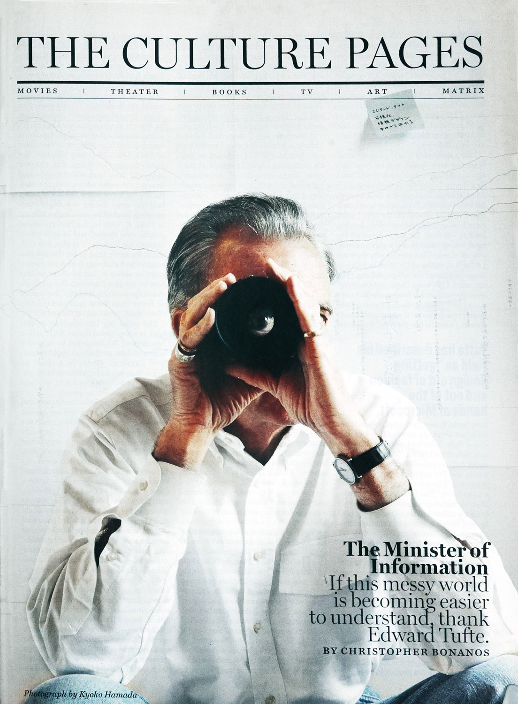 Edward Tufte - New York Magazine
