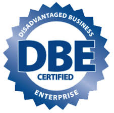 DOT Certified Disadvantaged Business Enterprise