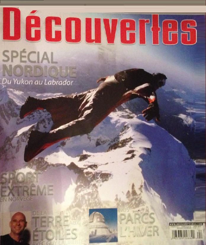 Découvertes Magazine: Naviguer au coeur de L'Arctique
