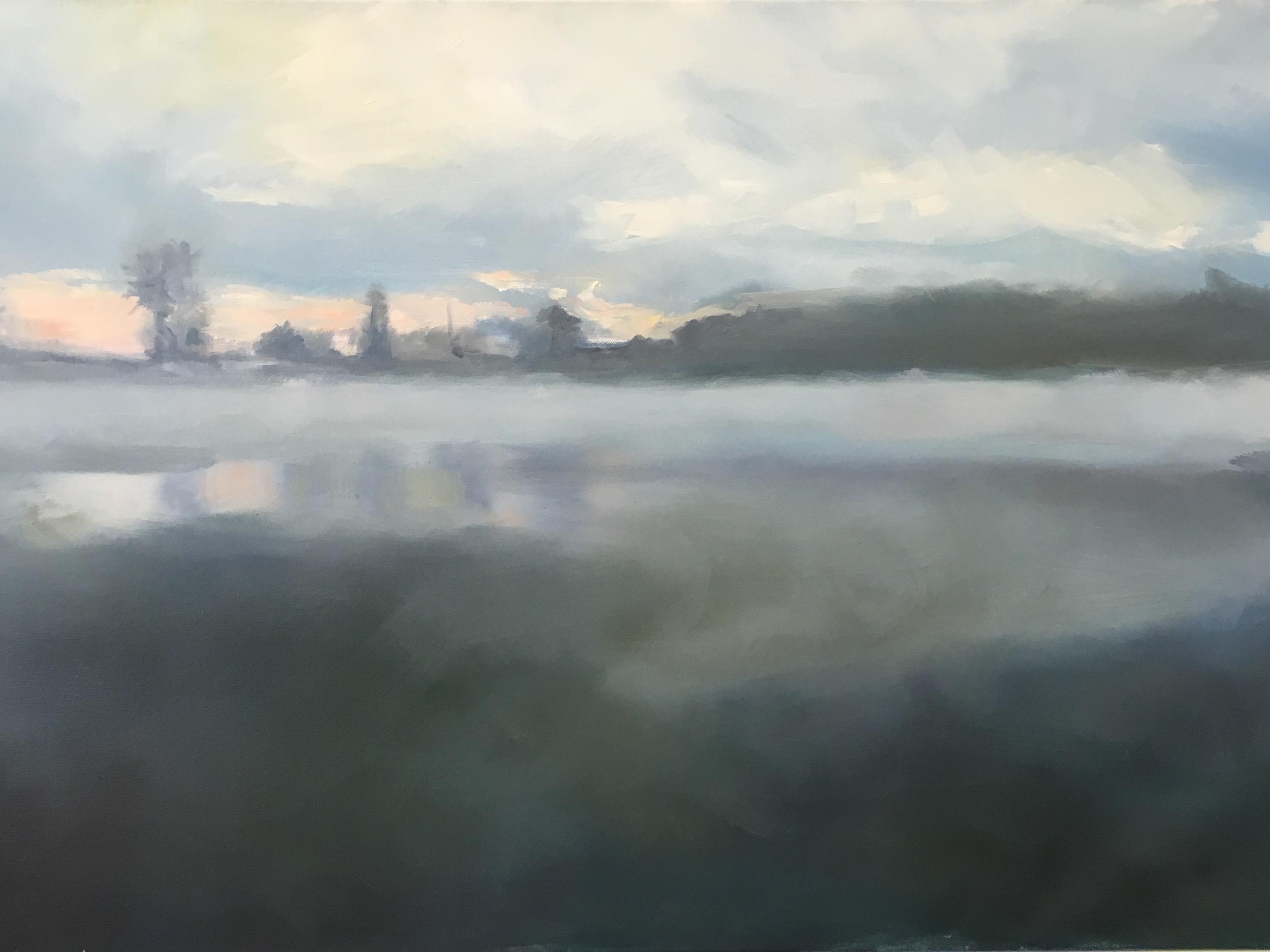 Millenium Fog, 2016
