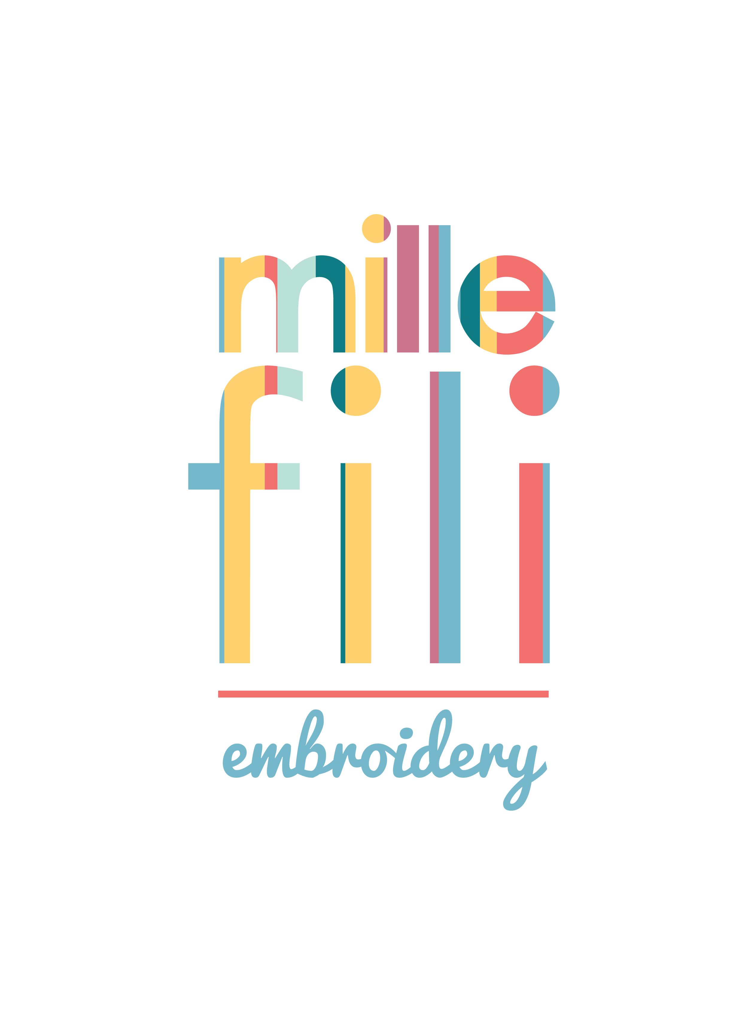 Millefili Embroidery