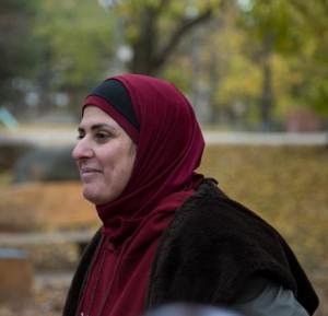 Fadwa Ghanem Headshot