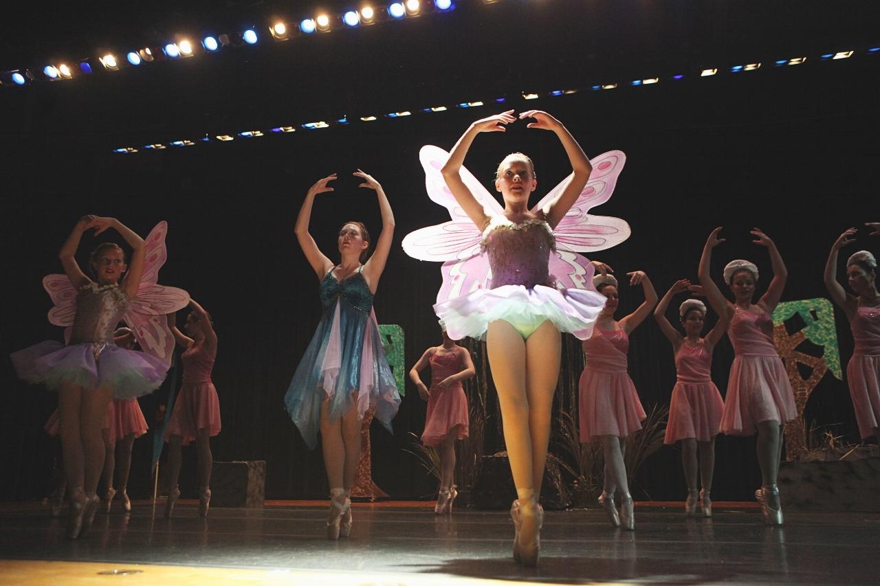 Ballet 3 classes