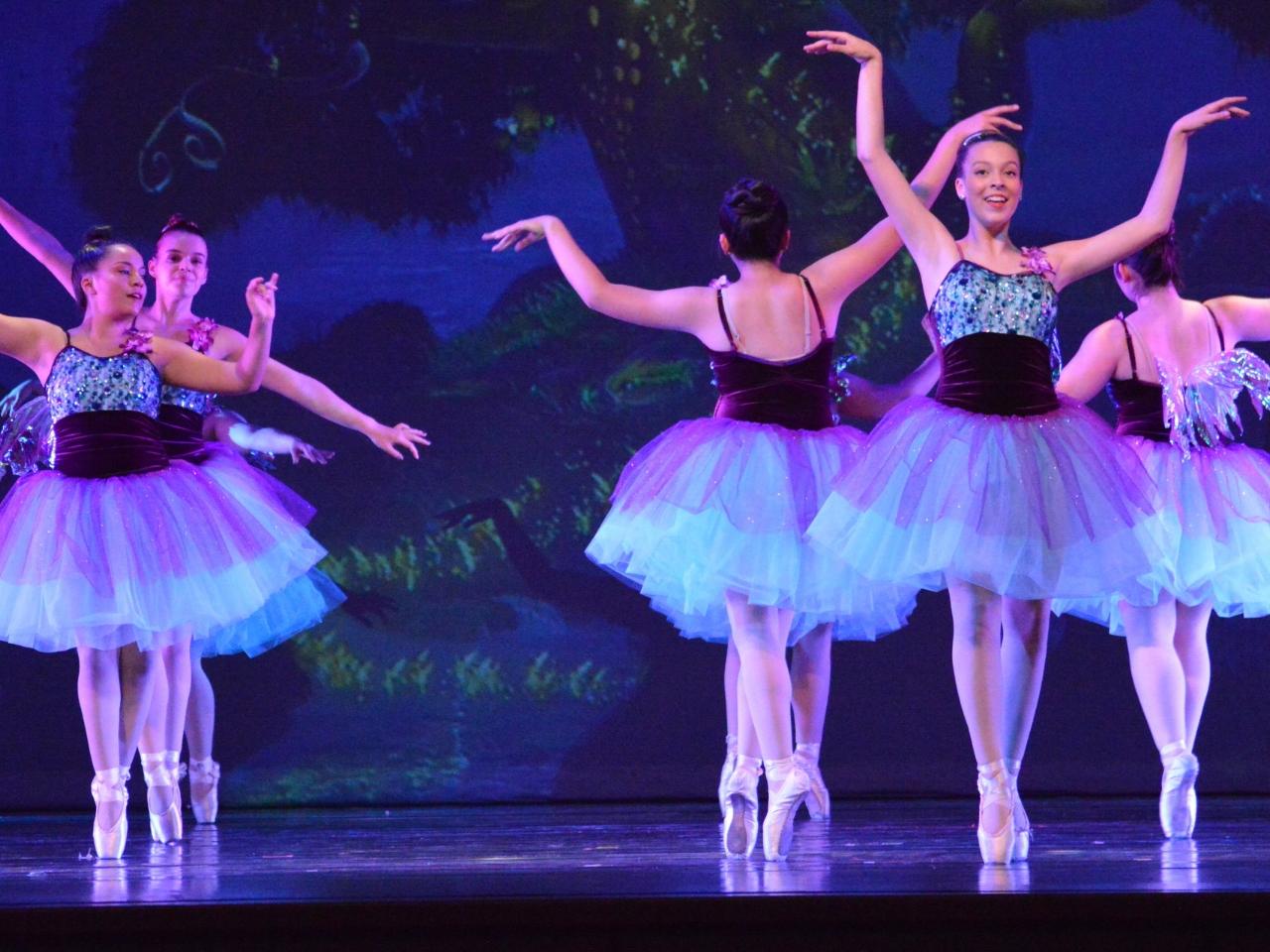 Ballet 2 classes