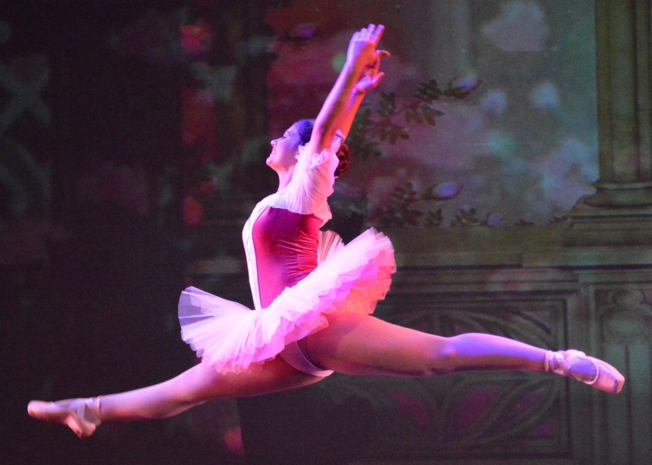 Ballet 4 & 5 classes