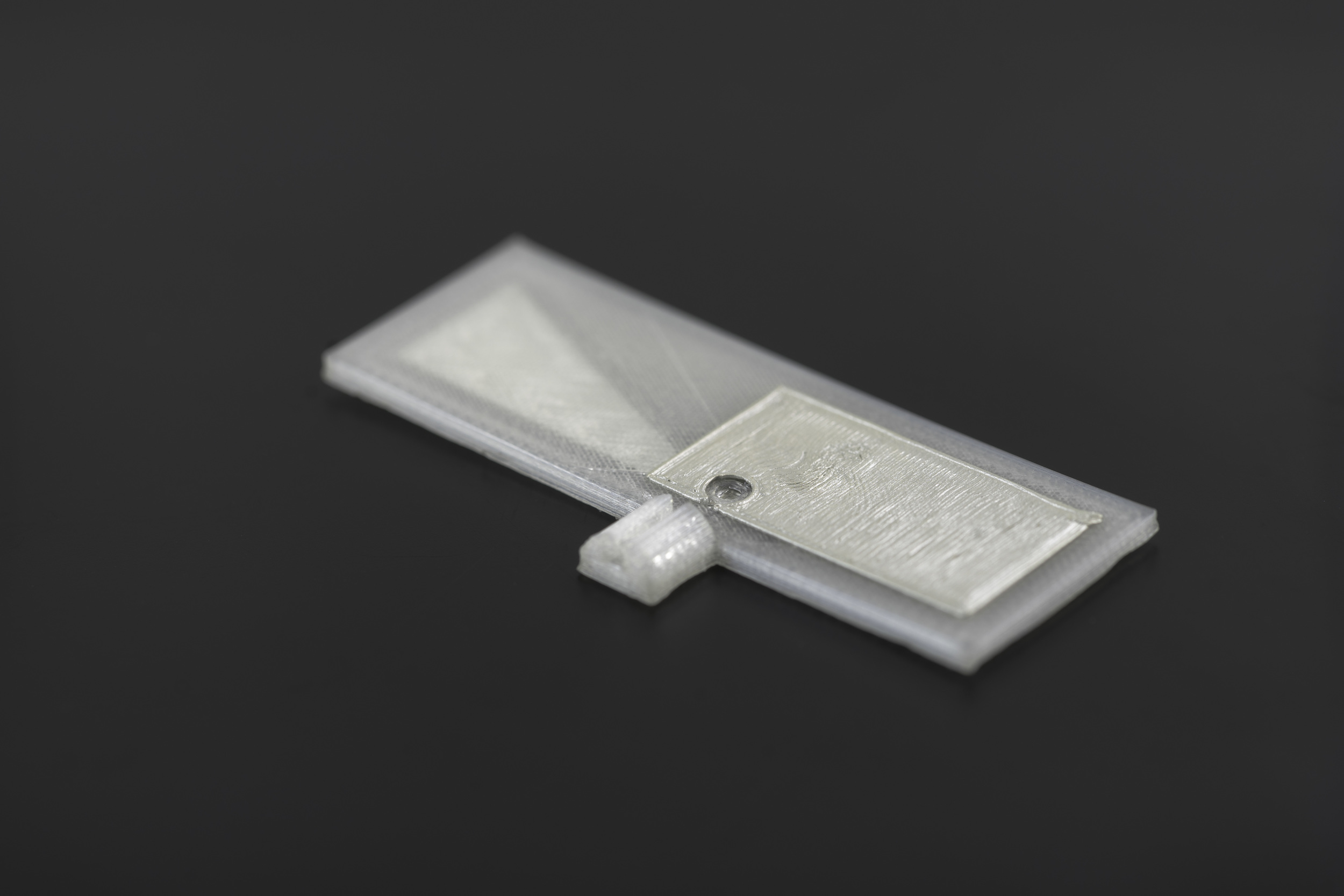 3D PRINTED 2.4 GHZ WIFI ANTENNA