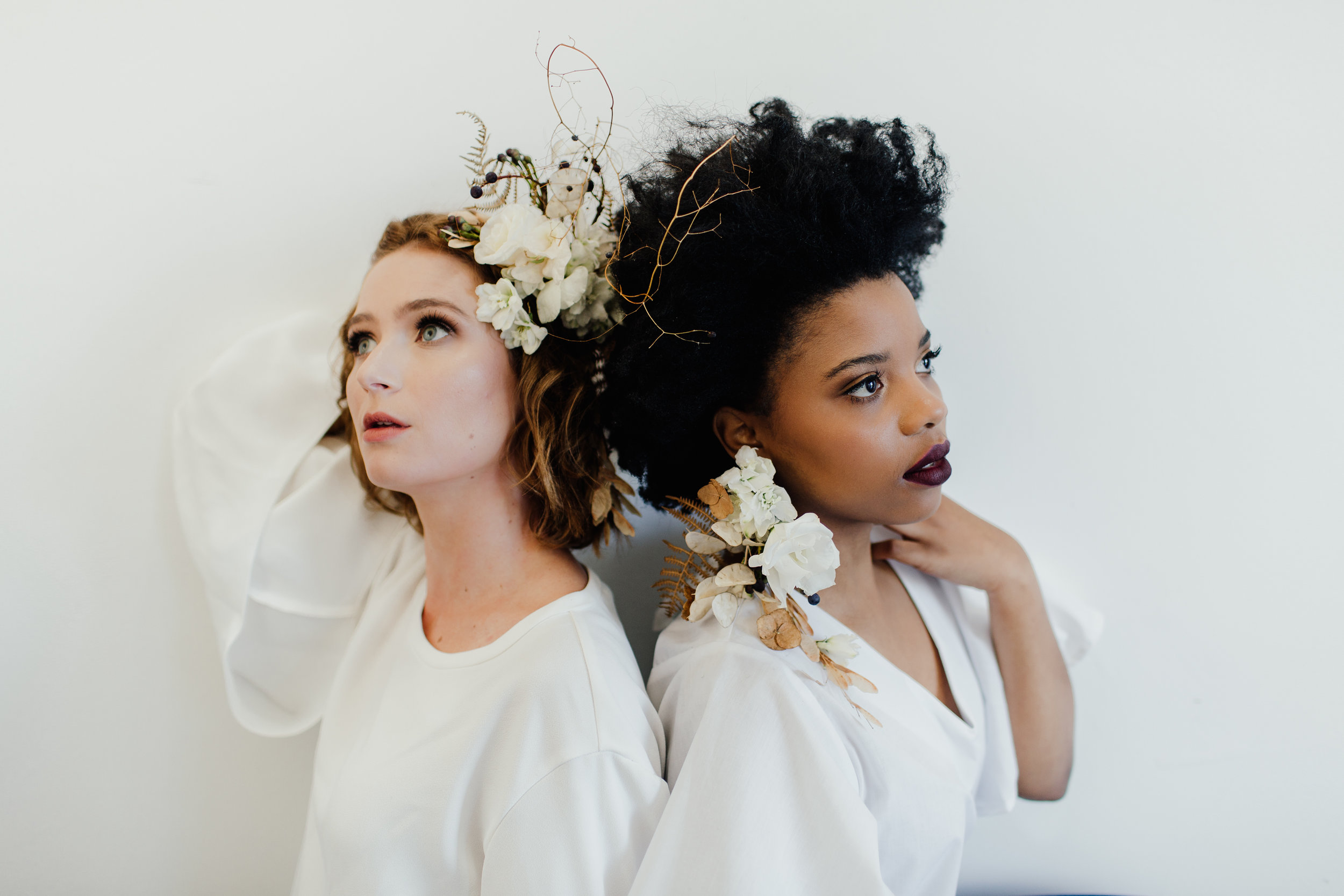 The Morley Sisters, Bespoke Make-up Artistry Styled Shoot 2017