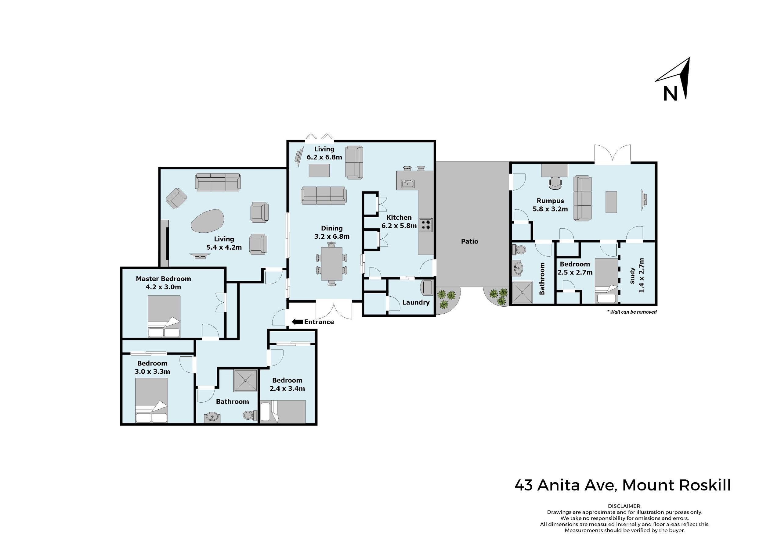 Floor plan 43 Anita Ave, Mount Roskill.jpg