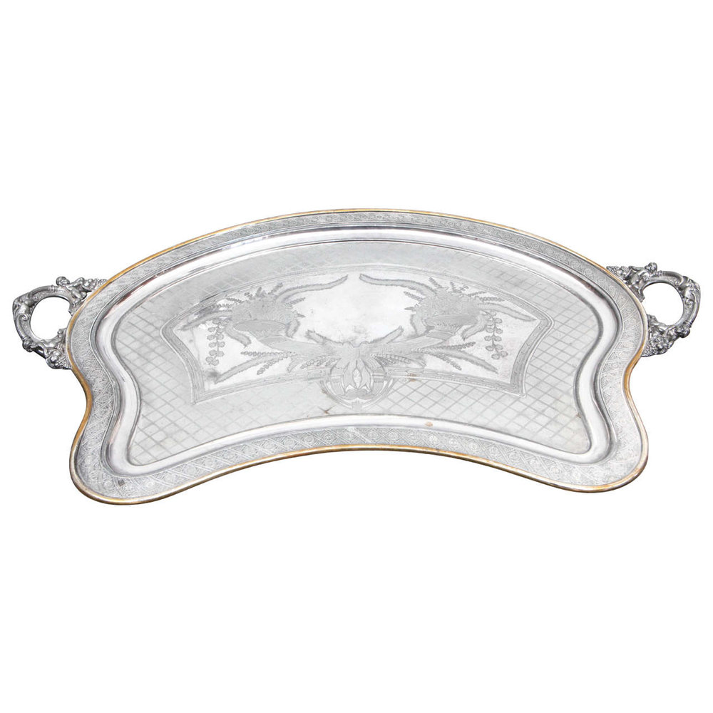 Large Butler Serving Tray Jefferson West Inc