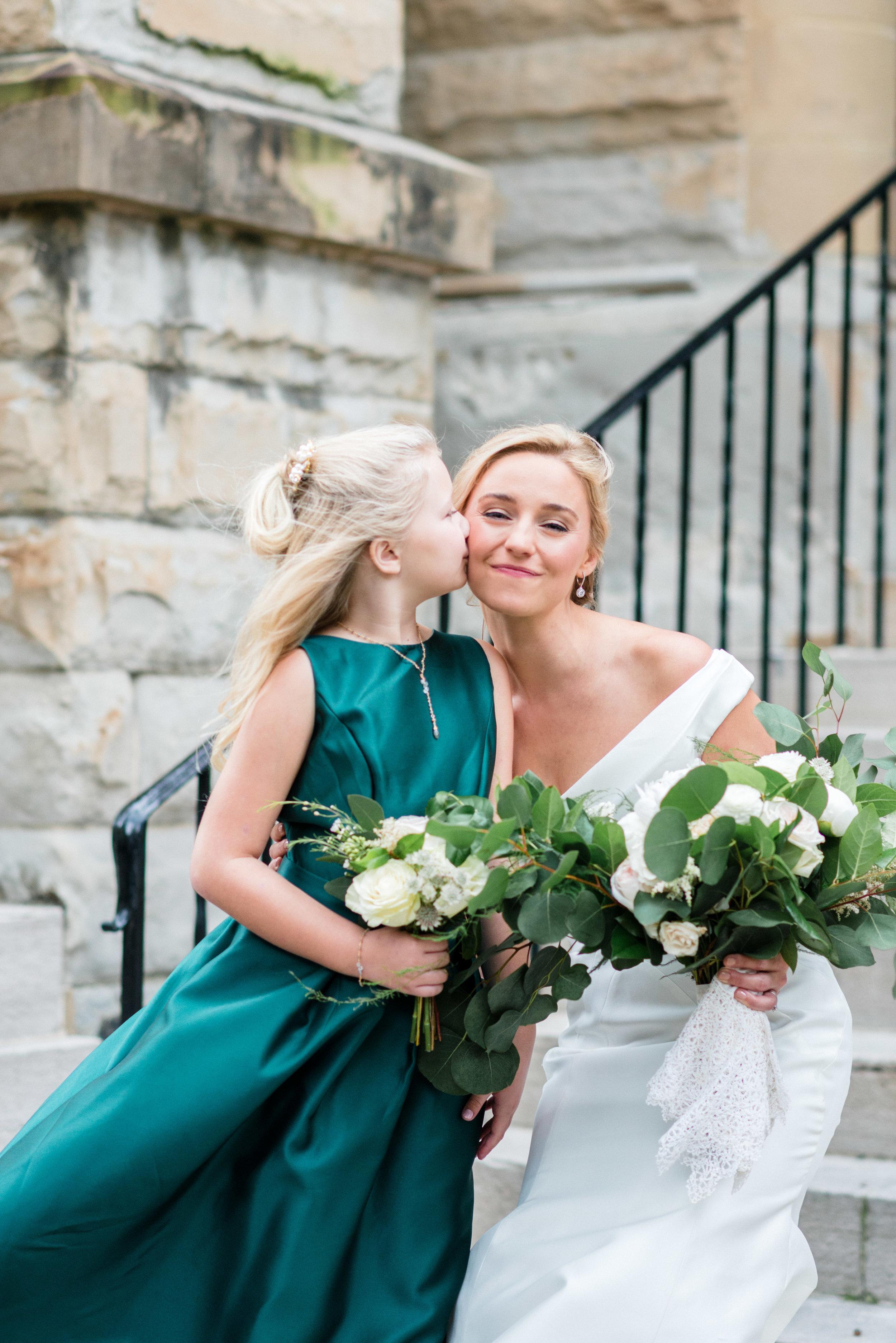 Junior Bridesmaid Bouquet