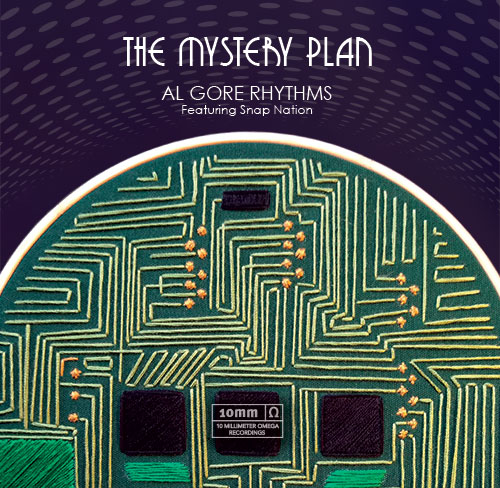The Mystery Plan - Dig the dream pop, fuzzy beats of their newest album Al Gore Rythums featuring Snap Nation. The Mystery Plan is a collaborative production brought by special guest and band members, Jason Herring, Jefferson Chester, Amy Herring, Otis Hughes, Patty McLaughlin, Jay Cooper & Paul Jensen.