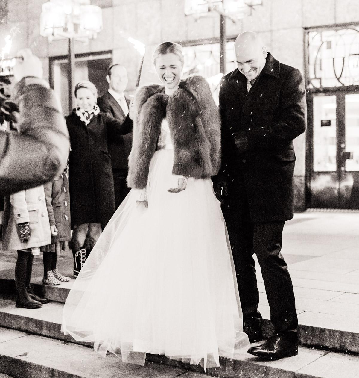 Bröllopsfotograf Västerås Stadshuset