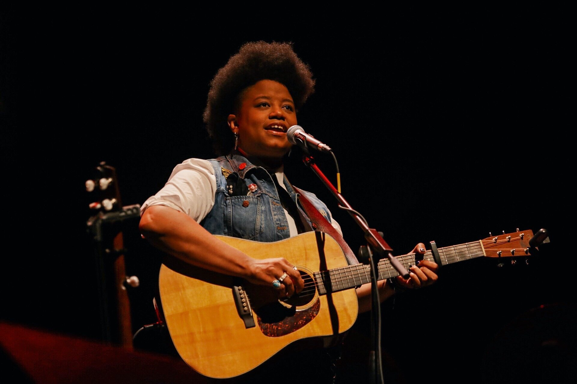 Amythyst Kiah performs on Lost River Sessions LIVE for WKU Public Radio. Listen  here .