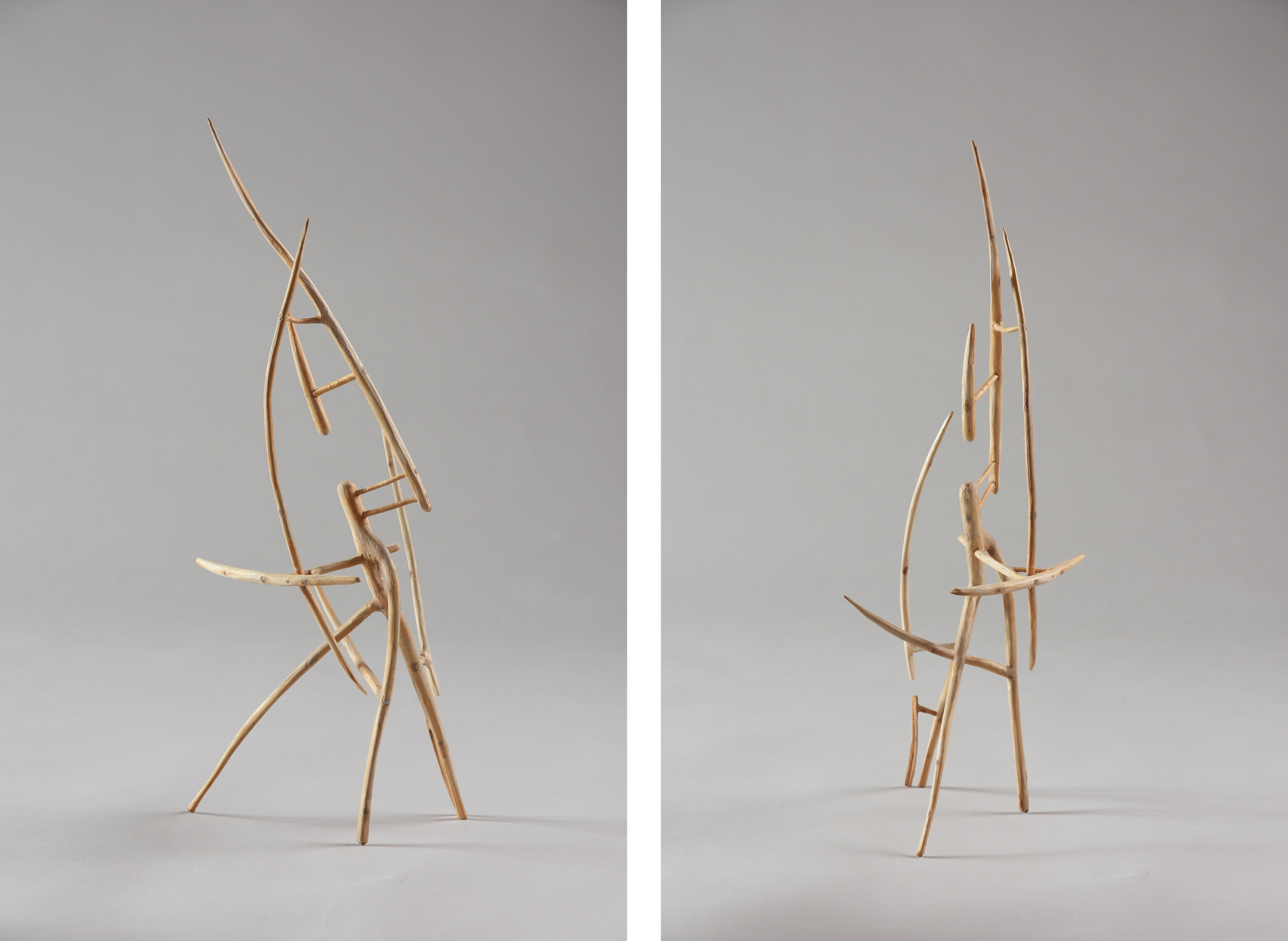 No. 1,  14 1/2 inches, maple, 2007
