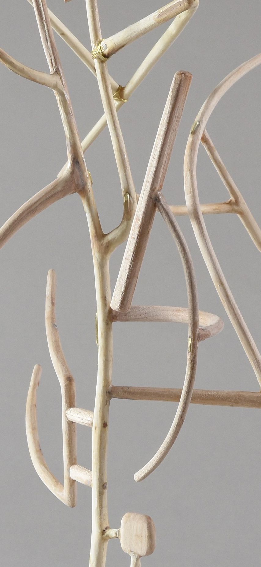 Open Shapes,   DETAIL, maple, 2015
