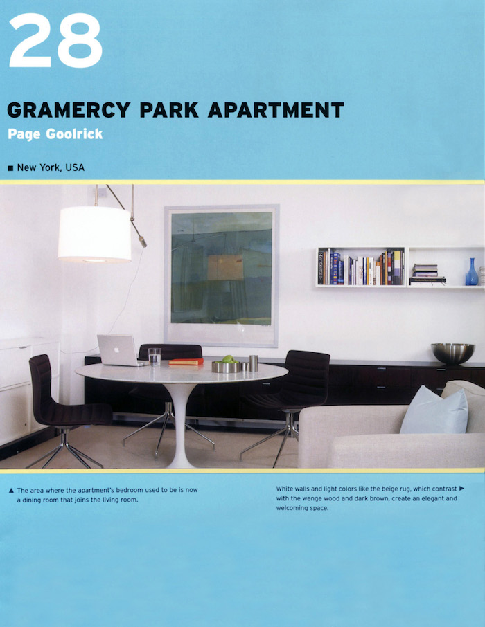<html>Home<p>Gramercy Park Apartment</html>