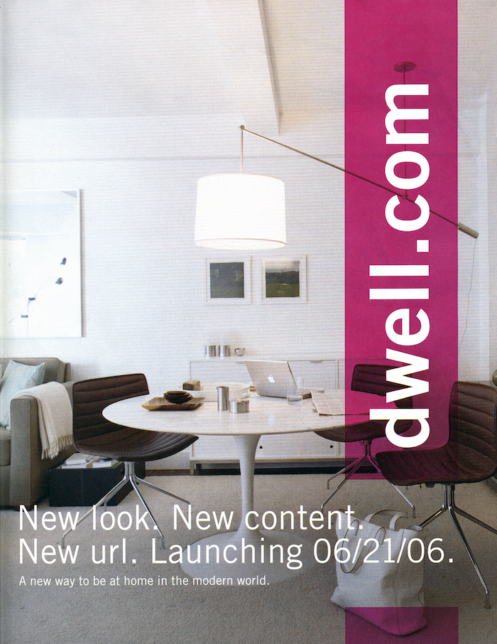 <html>Dwell<p>Advertisement - PGA Interior</html>