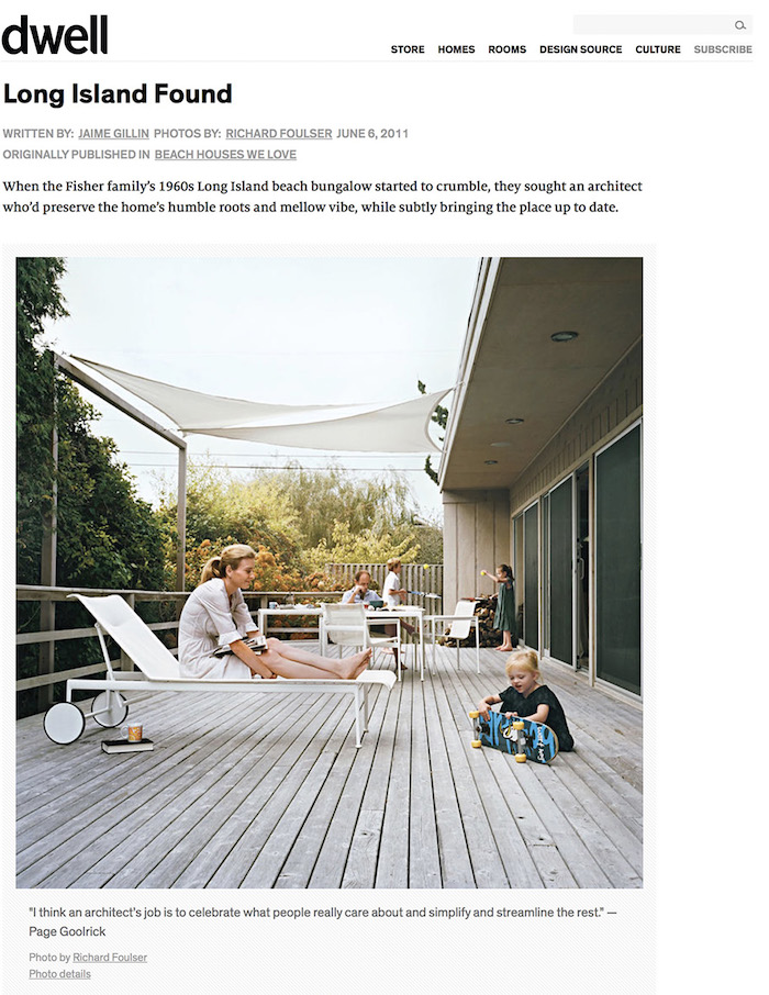 <html>Dwell<p>Long Island Found</html>