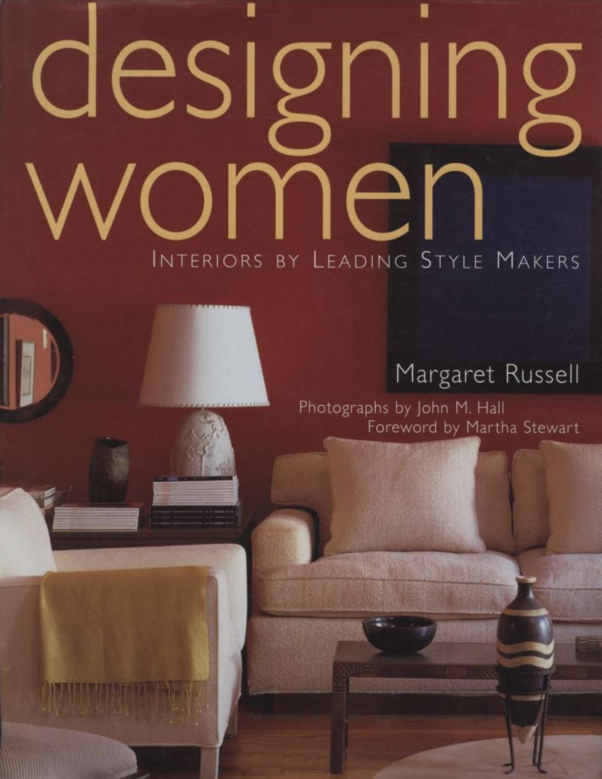 <html>Designing Women<p>Page Goolrick</html>