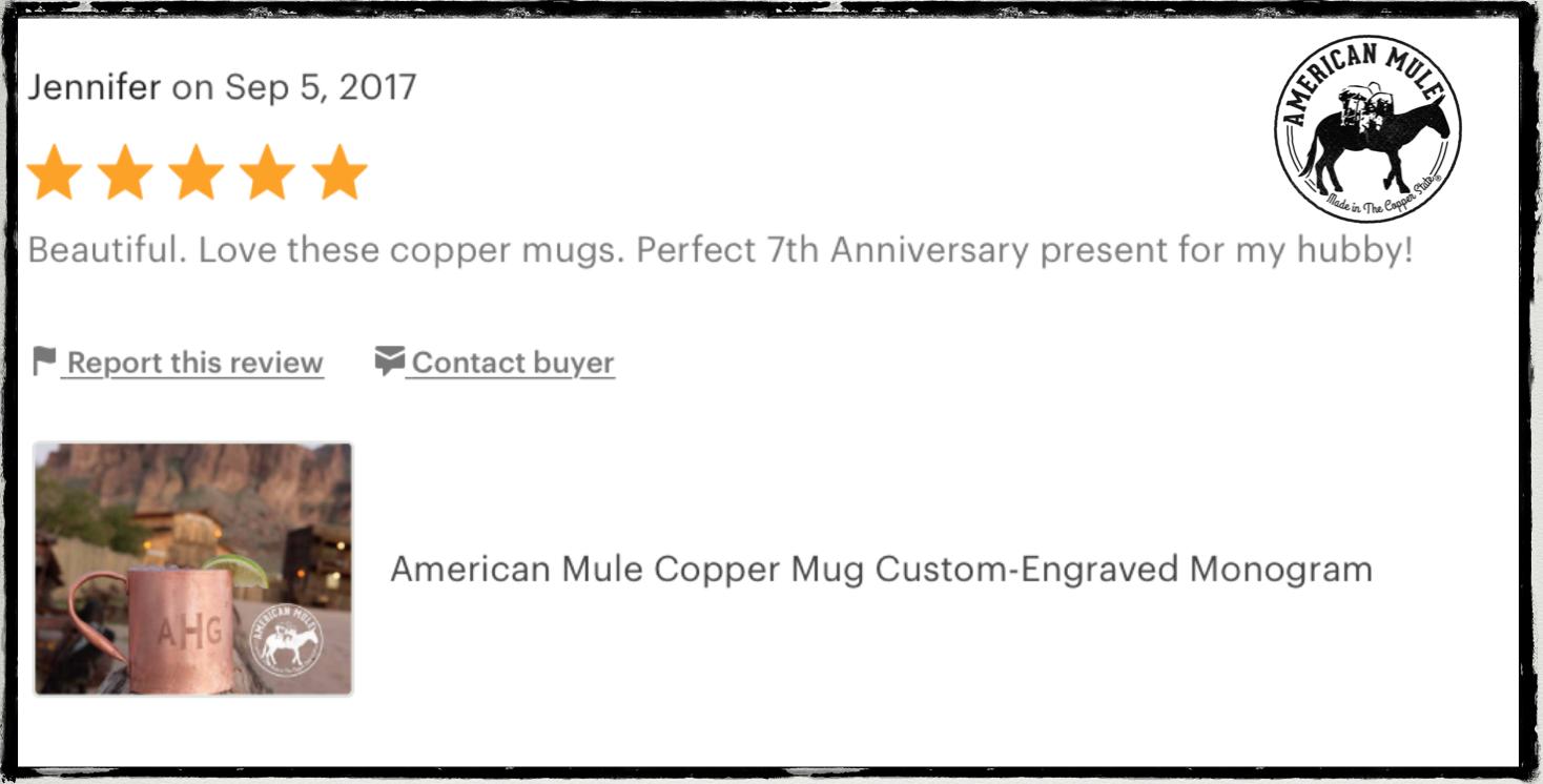 American Mule Review 9/5/17