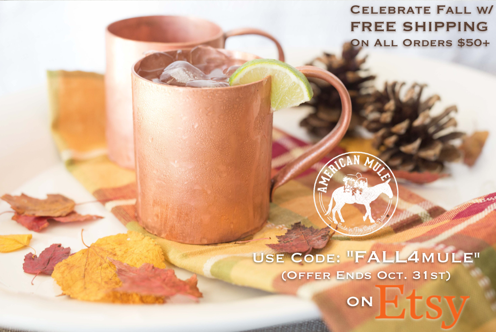 Fall American Mule