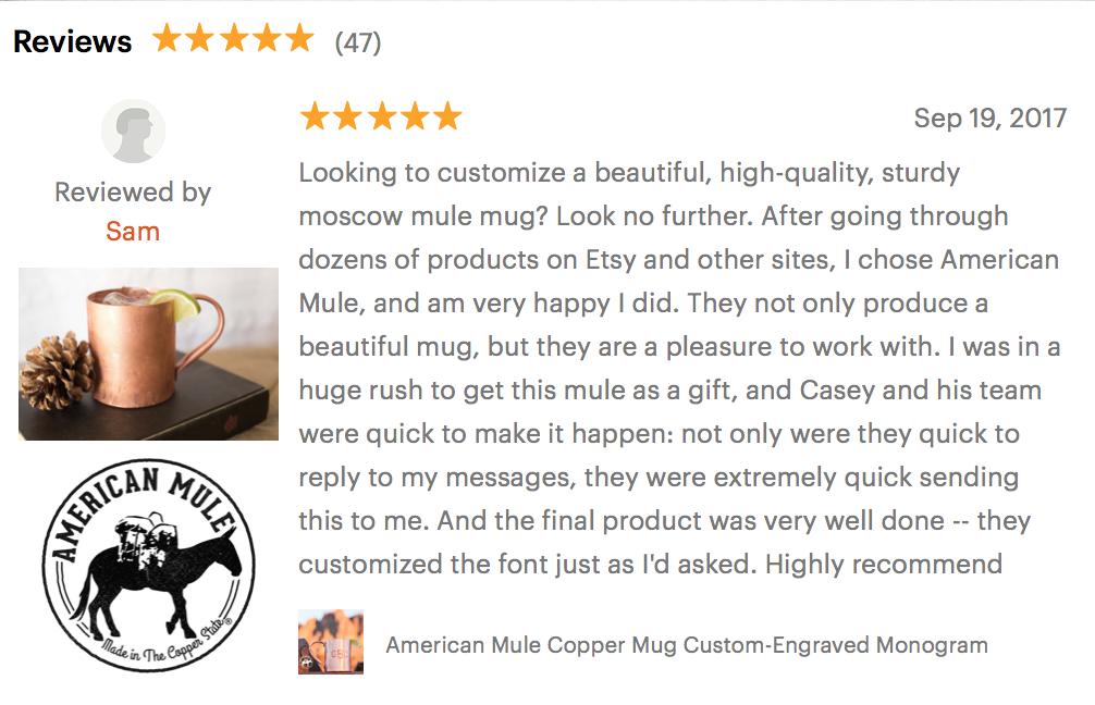 American Mule Review