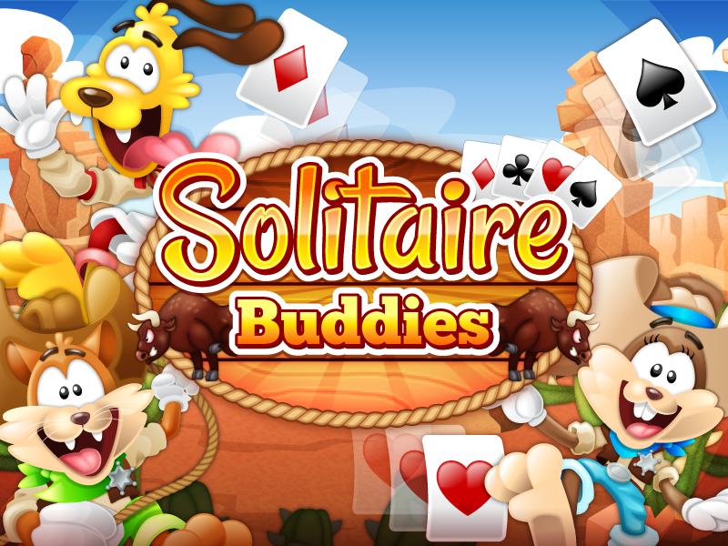 Solitaire Buddies - Card Game