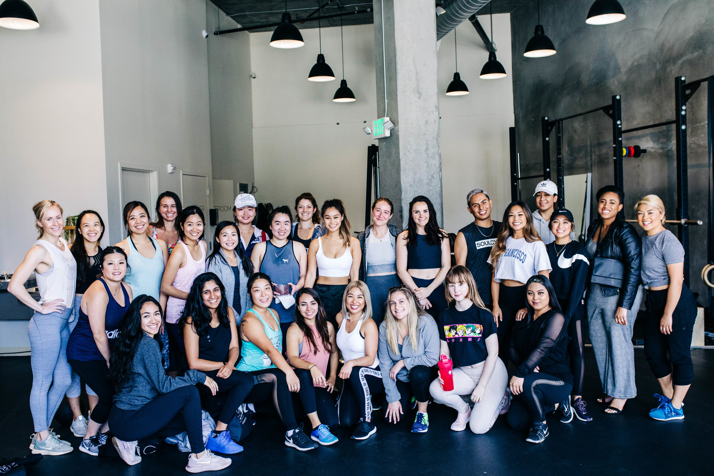 Strong Babes Workout Event   December 4th, 2018