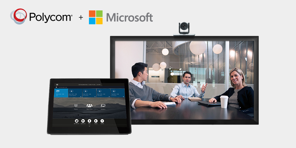 Polycom® RealPresence® Group Series Achieves Microsoft