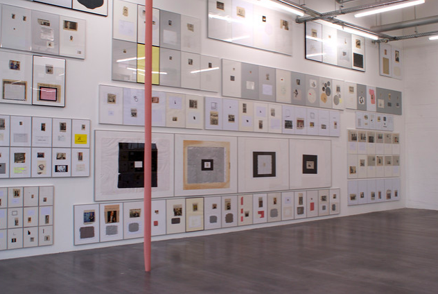 Joelle Tuerlinckx, Installation view, WIELS.