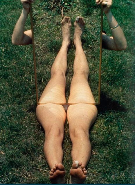 Joan Jonas, Mirror Piece I.